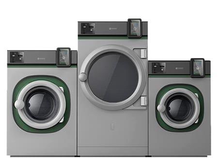 เครื่องซักผ้าอุตสาหกรรมหยอดเหรียญ GRANDIMPIANTI MyCC