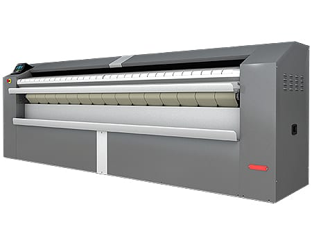 เครื่องรีดผ้าอุตสาหกรรมแบบสายพาน DOMUS CM