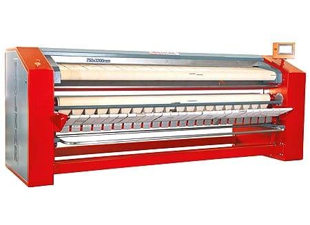 เครื่องรีดผ้าอุตสาหกรรมแบบสายพาน TOLKAR VELA 325 - 650 1