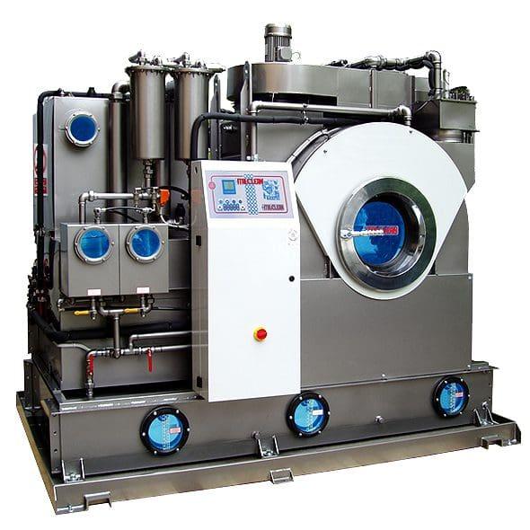 เครื่องซักแห้งอุตสาหกรรม ITALCLEAN PREMIUM 42-80kgs