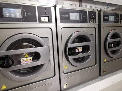 เครื่องซักอบผ้าหยอดเหรียญ DOMUS Clean&Go - ร้าน Clean Style Laundry - 5