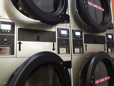 เครื่องซักอบผ้าหยอดเหรียญ DOMUS Clean&Go - ร้าน Clean Style Laundry - 6