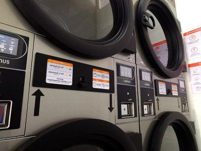 เครื่องซักอบผ้าหยอดเหรียญ DOMUS Clean&Go - ร้าน The Laundry Room Bangkok - 11