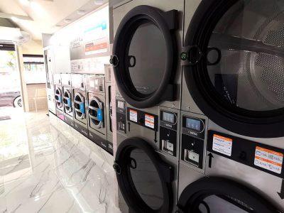 เครื่องซักอบผ้าหยอดเหรียญ DOMUS Clean&Go - ร้าน The Laundry Room Bangkok - 14