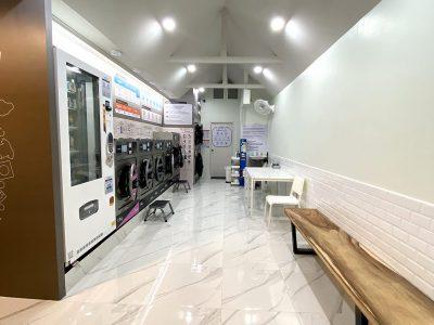 เครื่องซักอบผ้าหยอดเหรียญ DOMUS Clean&Go - ร้าน The Laundry Room Bangkok - 21