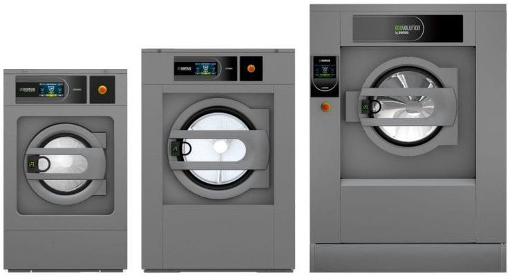 เครื่องซักผ้าอุตสาหกรรม DOMUS DHS เหมาะกับโรงแรมต่างๆ