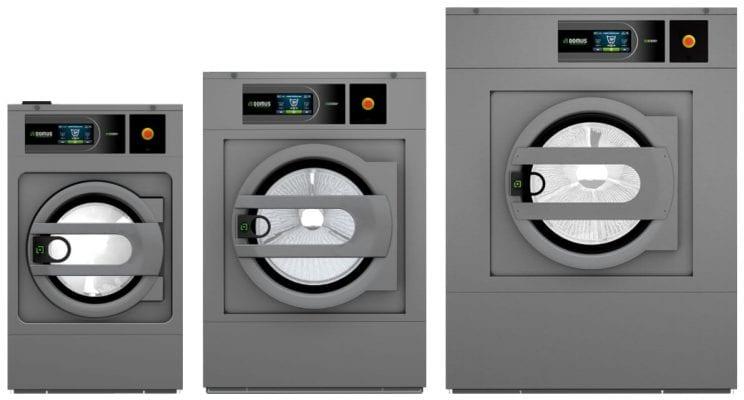 เครื่องซักผ้าอุตสาหกรรม DOMUS DLS เหมาะกับโรงแรมต่างๆ