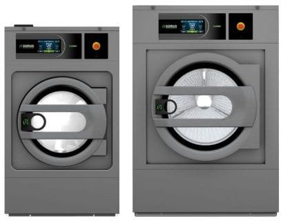 เครื่องซักผ้าอุตสาหกรรม DOMUS DMS เหมาะกับโรงแรมต่างๆ