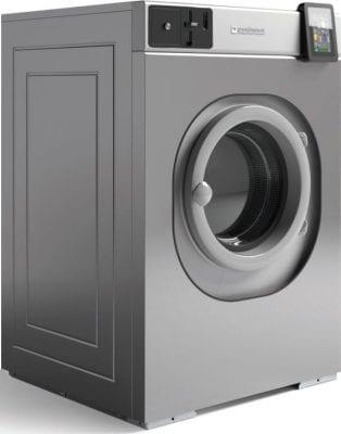 เครื่องซักผ้าหยอดเหรียญ GRANDIMPIANTI Wavy เครื่องซักผ้าอุตสาหกรรมแบบหยอดเหรียญ สำหรับ ร้านสะดวกซัก