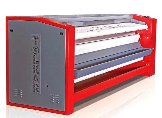 เครื่องรีดผ้าอุตสาหกรรม TOLKAR VELA 325-650