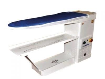โต๊ะรีดผ้า MALKAN UP101 - EKO101 สำหรับงานโรงแรม โรงซักรีด โรงพยาบาล ร้านซักรีด