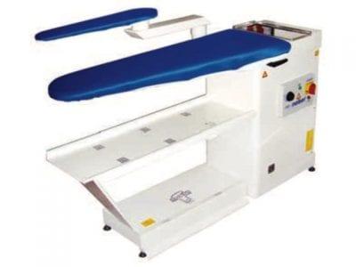 โต๊ะรีดผ้า MALKAN UP101K - EKO101K สำหรับงานโรงแรม โรงซักรีด โรงพยาบาล ร้านซักรีด