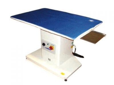โต๊ะรีดผ้า MALKAN UP102 - EKO102 สำหรับงานโรงแรม โรงซักรีด โรงพยาบาล ร้านซักรีด