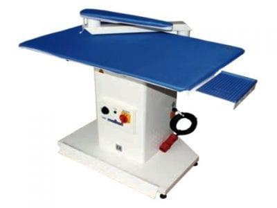 โต๊ะรีดผ้า MALKAN UP102K - EKO102K สำหรับงานโรงแรม โรงซักรีด โรงพยาบาล ร้านซักรีด